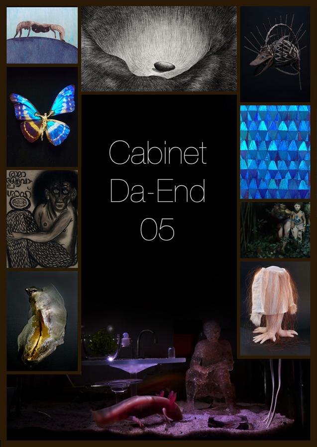 Cabinet curiosite V - Galerie Da End Paris