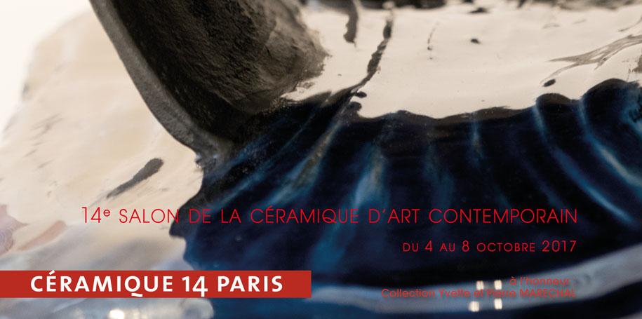 Céramique 14 – du 4 au 8 octobre Paris