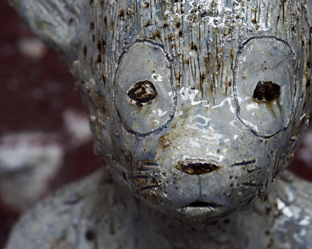 Guardian I - Bertrand Secret (face) © Nathalie Malric