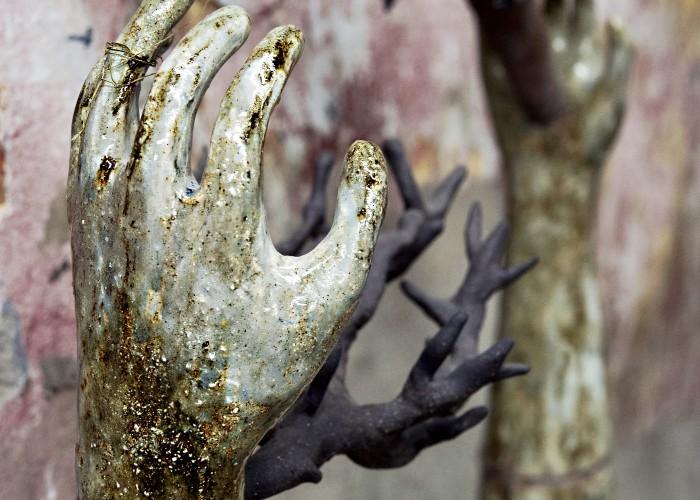 Le sang qui reve (profil) - Bertrand Secret © Nathalie Malric